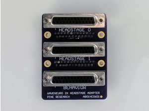 WaveNeuro Dual Channel Adapter (DCA)