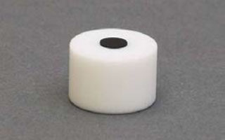 Electrode disk insert polishing holder