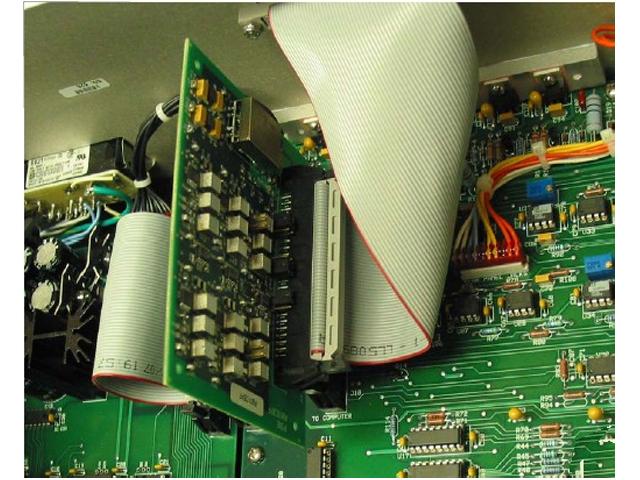 Installation of filter board for AFCBP1 Bipotentiostat
