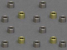 (12 mm OD x 7.9 mm H; 3 square cm area)