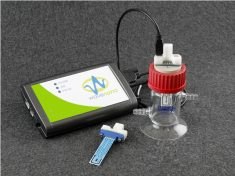WaveNano with Student Voltammetry Cell (sold separately)