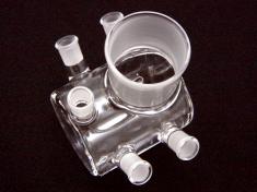 RRPG147, Standard 250 mL Quartz Cell