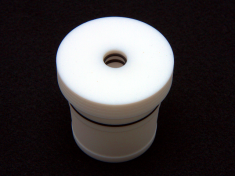 PTFE electrode holder adapter for the 55/50 joint.