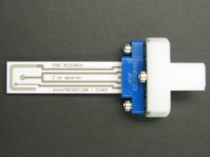 Electrodes Mount Easily Using Pine's Custom Cap and Cable Kit