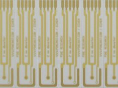 Gold Screen-Printed Electrodes