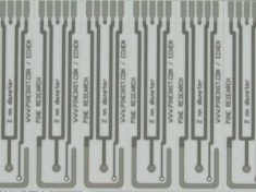 Platinum Screen-Printed Electrodes