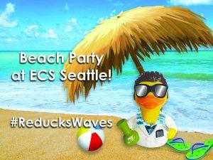 Pine Research ECS Beach Party
